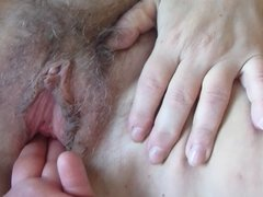 Fingering my wife