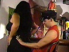 FAT FANNIES #07 (scene 1) Hawiian BBW fuck Don Fernando