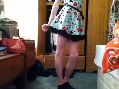 Cute 18 Year Old Crossdresser