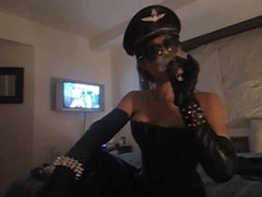 Mistress Smoking cigar