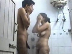 Showering Couple Voyeur Videos