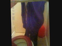 Arabic teen toilets  pantyhose