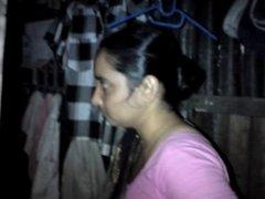 Bangla desi shame less bhabi show her Devar