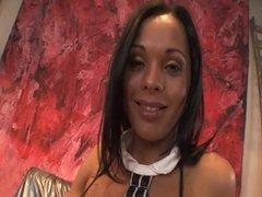 Sexy Lingerie Brazilian Shemale