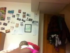 Young Ebony Teen Twerking.