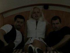 Sylvia  likes cock in every hole