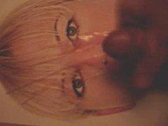 Sara Cox facial