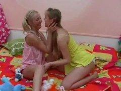 Lesbian Teens - Scene  1