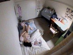 Student's Room Schoolgirl Masturbation