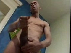 Monster Cock Jerk Off and Cum