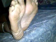 ebony tranny feet