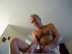 cock wanked mostly