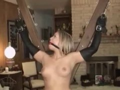 Mom and not her daughter like Bondage