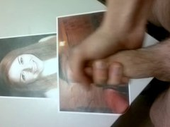 SEXYequestrians tribute cum load facial