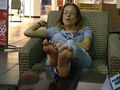 Soles At The Mall