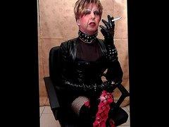 Master's Smoke Bitches Tranny Mandy Sissy Steven