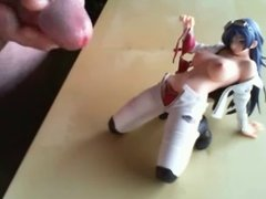 Anime Figurine Bukkake
