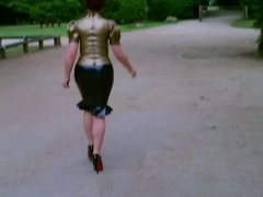 latex in lydiard park