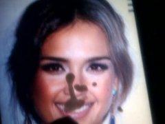 Jessica Alba cumshot
