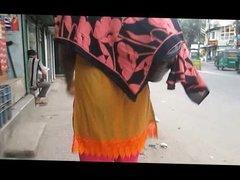 Bangladeshi walking booty