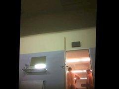 boys caught naked in the locker room