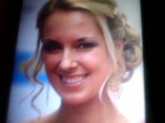 Hot tennis babe Sabine Lisicki cumshot