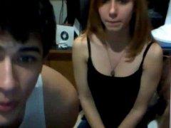 Teen Web Cam Threesome MMF -