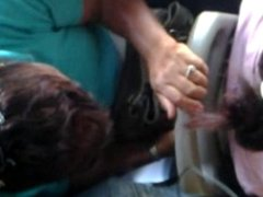hot granny like sucks my bulge erect in bus 1