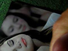 Cum On Selena Gomez Face! A Tribute!