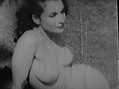 Unknown Burnette Pin-up