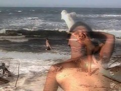 Mahe - A la plage