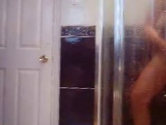 La ducha de Sabrina