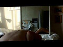 She masturbes in front of mirror hidden cam