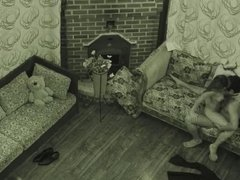 Asian couple hidden cam caught