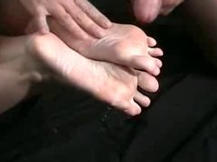 natural woman soles cumshot