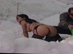 BDSM Snow Play