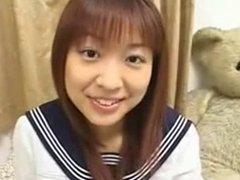 Fujino - Sailor and Kimono Cosplay