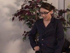 Sinn Sage- .Lesbian Office Seductions