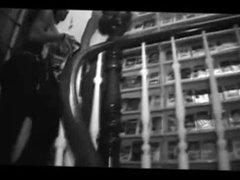 trans scopa bionda in culo