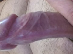 Massage my cock   Je accaresse ma que