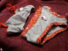 HK Panty & Bra set