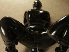 Rubber Bound by the Fire