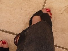 Perfect Feet dance