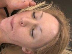 Sexy Lesbian Foot Worship