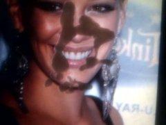 Hilary Duff cum tribute