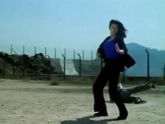 Female Martial Arts Fetish - 4