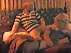 80's blonde loves sex