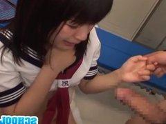 Sweet and horny Tsuna Nakamura