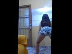 Caroline Silva teen amateur Brazil