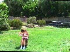 Tutor Teaches Teen Chloe Anal The Hard Way